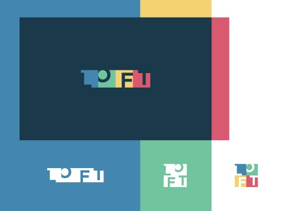 loft color boxes logotype