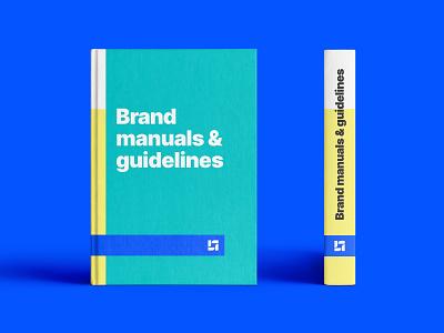 Brand manuals & guidelines styleguide brandguidelines brandmanual brandbook