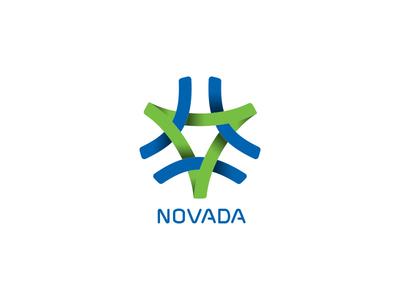 Novada green blue star supernova