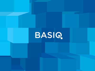Basiq io finacial data extraction logotype