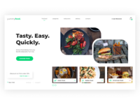 Yummy Food Homepage