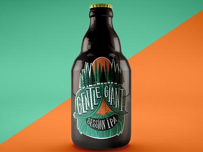 Gente giant veer producto illustration producto design beber label label illustration beber