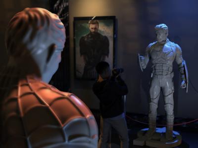 Avengers Museum: 3D