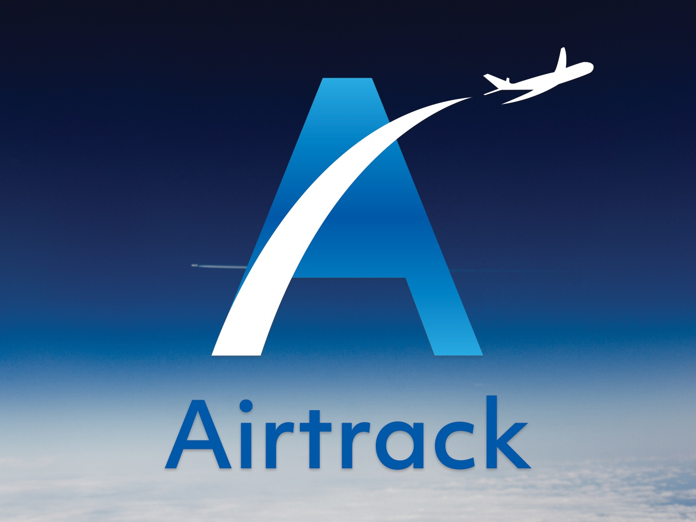 Daily Logo Challenge: Day 12 airtrack graphic design design illustration logo identity branding dailylogo dailylogochallenge