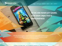 Inner Joy Website