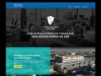 Prisma Website