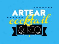 Artear - Cocktail & Rio