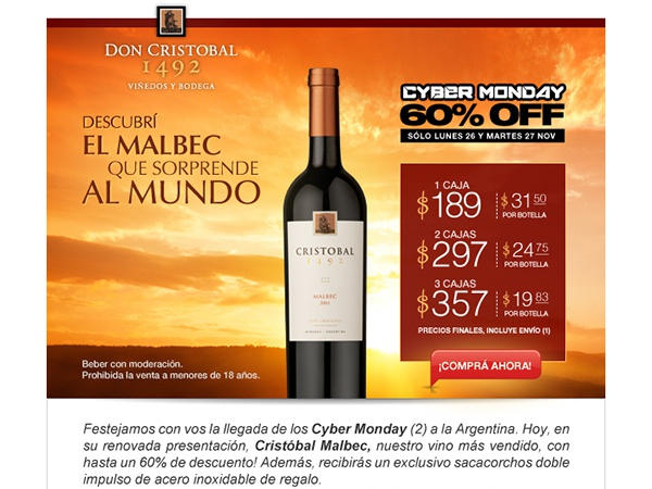 Don Cristobal - Mailing