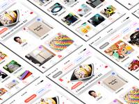 Coddle Mobile App - iOS