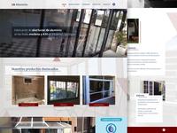 LN Aluminio - Website
