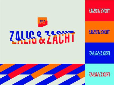 Zalig & Zacht coffee company branding netherlands dutchdesign
