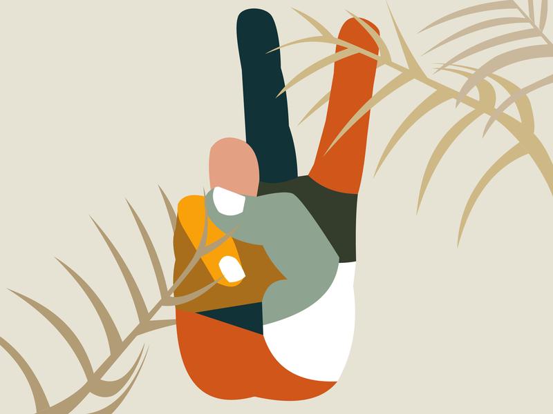 DUCES design peace illustration illustrator