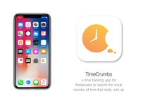 TimeCrumbs app icon