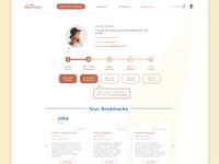 NewPath Job search profile practice