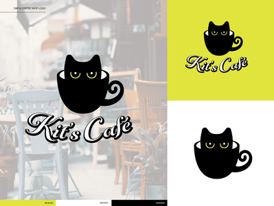 Day 6: Coffee Shop Logo typography branding icon illustration illustrator logo design dailylogochallenge