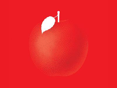 Fruit & a Veg illustration adobe vector design adobe illustrator avocado orange lemon apple fruit