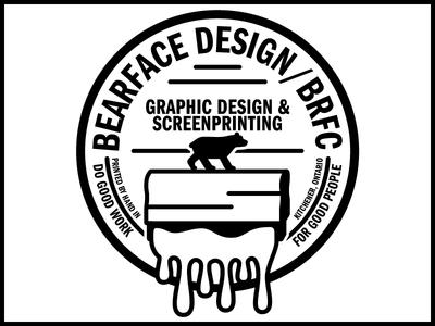 "WIP - Bearface/BRFC ""Shop Shirt"""