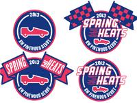 Spring Heats 3 & 4
