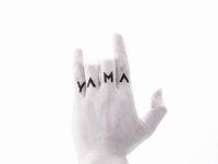 YAMA Sign Language yama hand