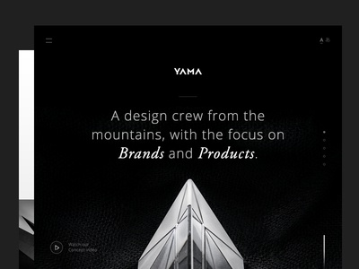 Another direction of YAMA webpage simply clean web yama
