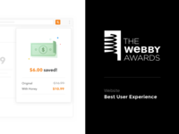 Nominated for 2017 Webby Best User Experience