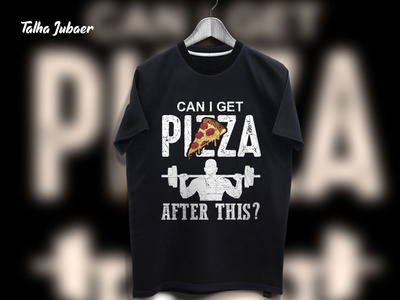 Workout T Shirt Design 1