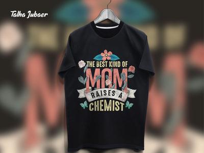 Best Kind Of Mom T Shirt Design