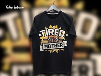 Mother's Day T Shirt Design