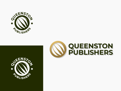 queenston publishers - rejeted concept logo
