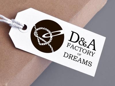 sewing company logo