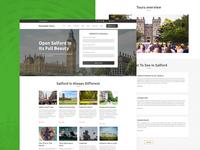 City Tours Website Templates