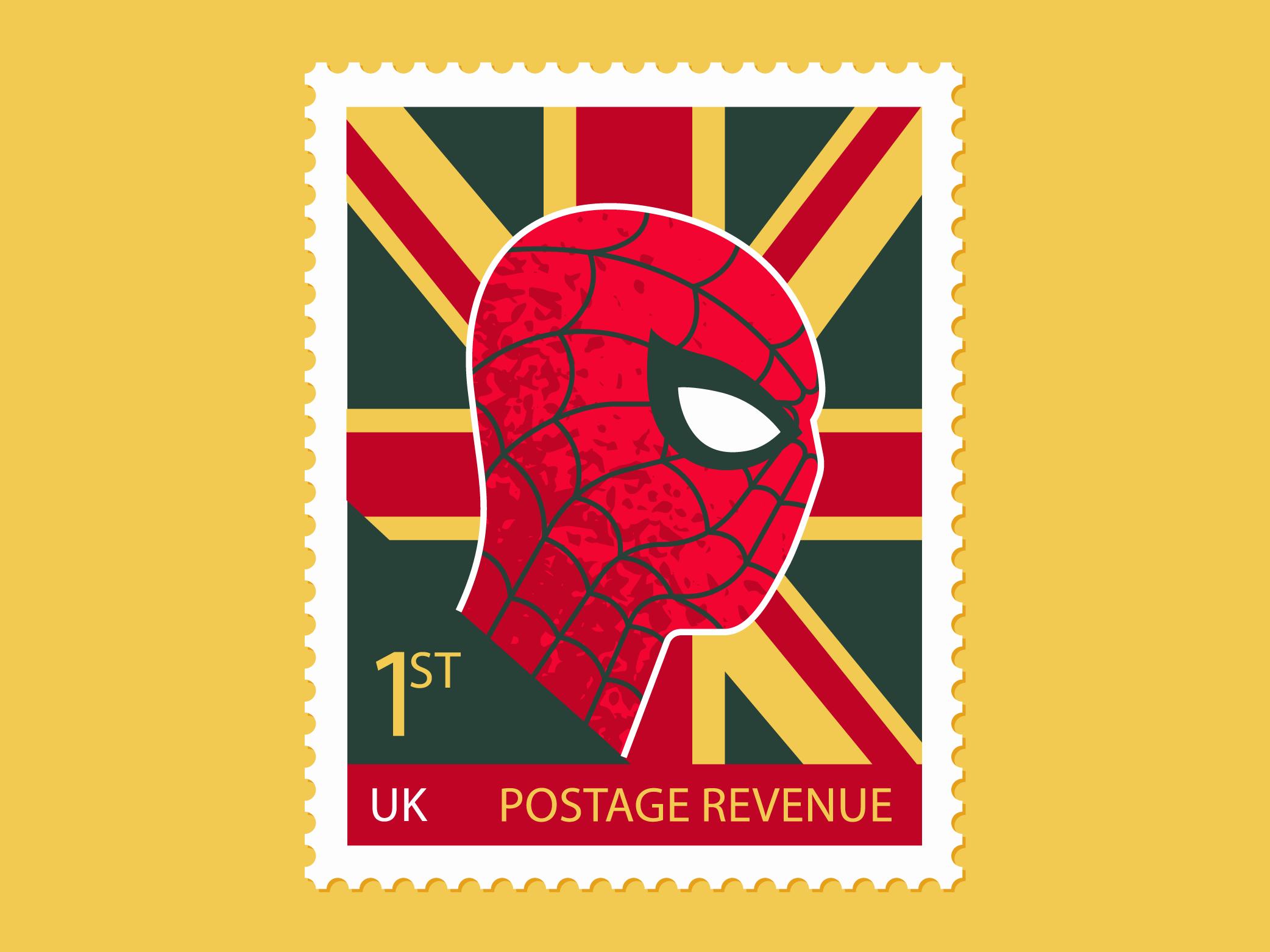 Spidermanflag 01