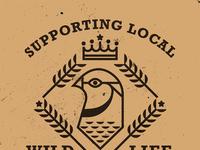 Supporting local wildlife salmorejostuio