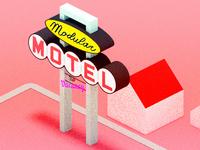 Modular Motel illustration