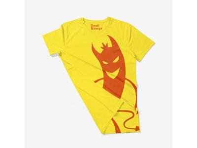 Devil Dawgs - T Shirt Design