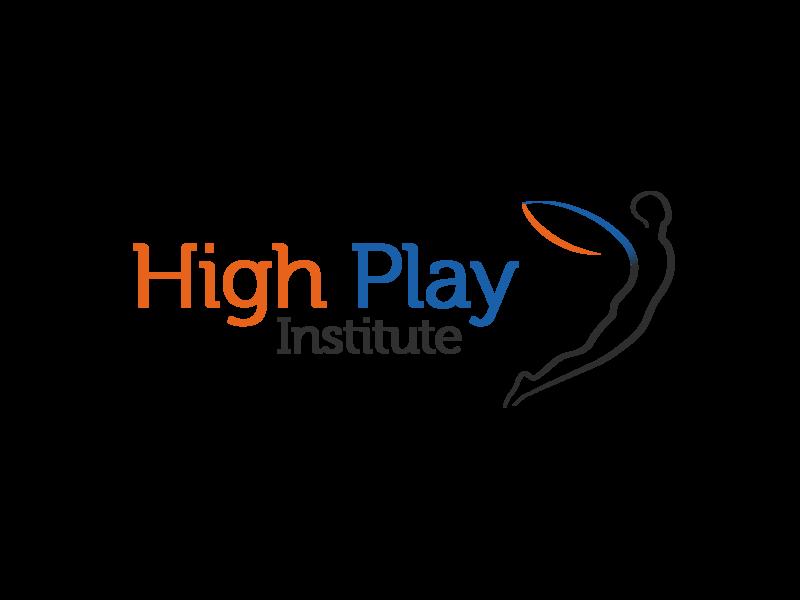 High Play Institute Logo icon branding logo design