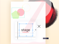 stage in app