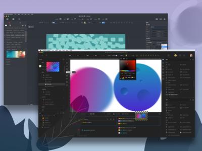 Desk Ui Face software