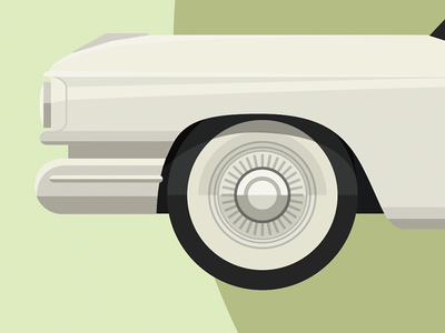 Guess what's next... wip green wheel bsm car