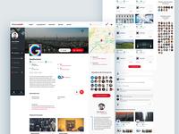 SCET — Social Network / Corporate profil