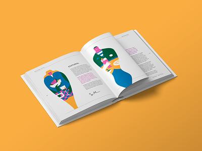 Happy Aperitivo! digital illustrations illustrator graphicdesign creative design stefanomarra illo mockup artwork illustrations