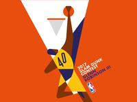 Nba Slam dunk contest 2107: Glenn Robinson III