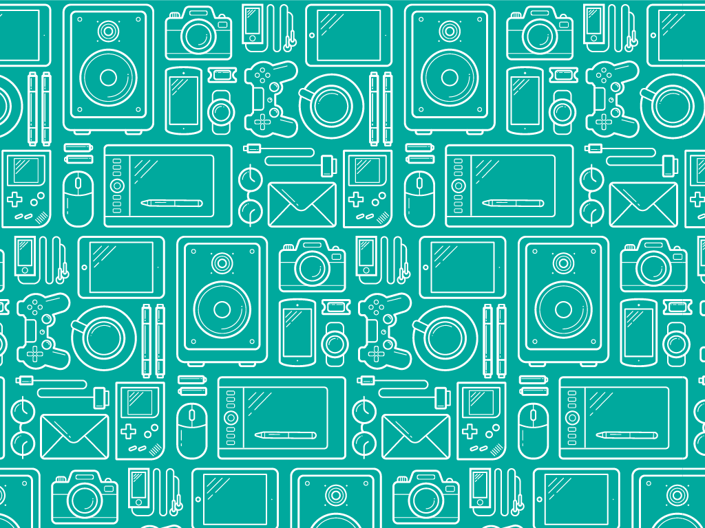 Dribbble thing pattern preview