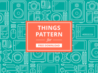Things Pattern - download for free