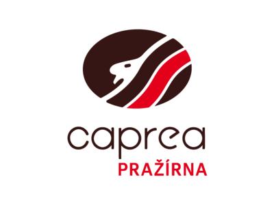 Caprea logo design branding
