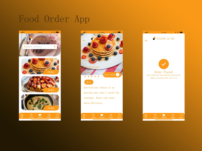 Food Order App
