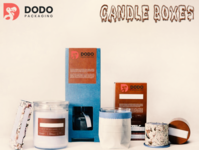 Most Trending Candle Boxes | Custom Packaging