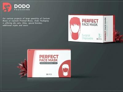 Order Mask Boxes Wholesale | Custom Packaging