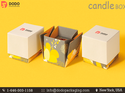 Candle boxes customboxes custom advertisement cardboard packagingdesigns design custompackaging marketing creative packaging