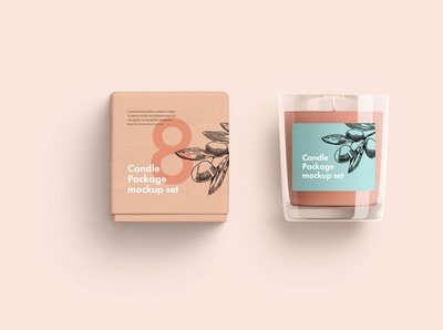 Custom Candle Packaging